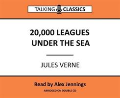 20,000 Leagues Under the Sea (Verne Jules)(CD-Audio)