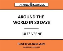Around the World in 80 Days (Verne Jules)(CD-Audio)