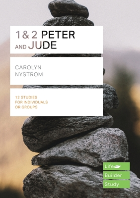 1 & 2 Peter and Jude (Lifebuilder Study Guides) (Nystrom Carolyn)(Paperback / softback)