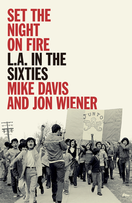 Set the Night on Fire - L.A. in the Sixties (Davis Mike)(Pevná vazba)