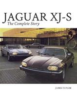 Jaguar XJ-S - The Complete Story (Taylor James)(Pevná vazba)