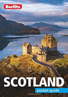 Berlitz Pocket Guide Scotland(Paperback / softback)
