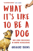 What It's Like to Be a Dog - And Other Adventures in Animal Neuroscience (Berns Gregory)(Paperback / softback)