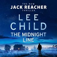 Levně Midnight Line - (Jack Reacher 22) (Child Lee)(CD-Audio)