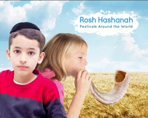 Rosh Hashanah (Jones Grace)(Pevná vazba)