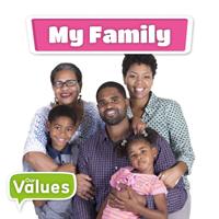 My Family (Jones Grace)(Pevná vazba)