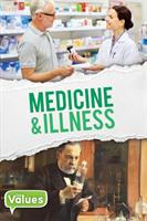 Medicine & Illness (Jones Grace)(Pevná vazba)