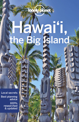 Lonely Planet Hawaii the Big Island (Lonely Planet)(Paperback / softback)