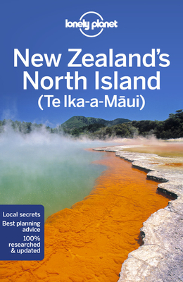Lonely Planet New Zealand's North Island (Lonely Planet)(Paperback / softback)