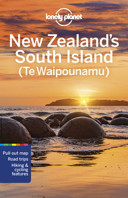 Lonely Planet New Zealand's South Island (Lonely Planet)(Paperback / softback)