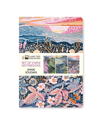 Annie Soudain Mini Notebook Collection(Notebook / blank book)