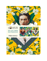 Frida Kahlo Mini Notebook Collection(Notebook / blank book)