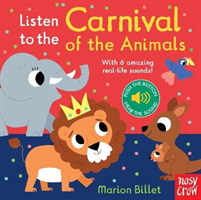 Listen to the Carnival of the Animals(Board book)