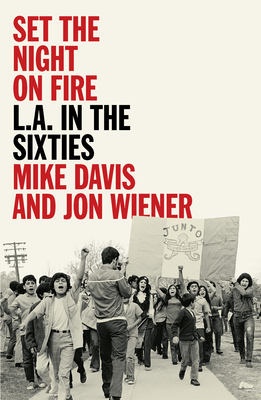 Set the Night on Fire - L.A. in the Sixties (Davis Mike)(Paperback / softback)