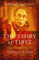 Story of Tibet - Conversations with the Dalai Lama (Laird Thomas)(Paperback)