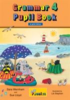 Grammar 4 Pupil Book - Jolly Phonics (Wernham Sara)(Paperback)