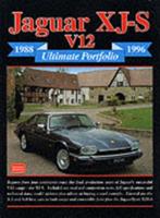 Jaguar XJ-S V12 Ultimate Portfolio 1988-96 (Clarke R. M.)(Paperback)