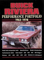 Buick Riviera Performance Portfolio 1963-78 - A Collection of Articles Including Road Tests, Driving