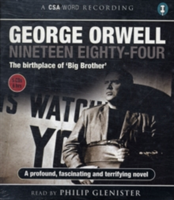Nineteen Eighty-Four - (1984) (Orwell George)(CD-Audio)