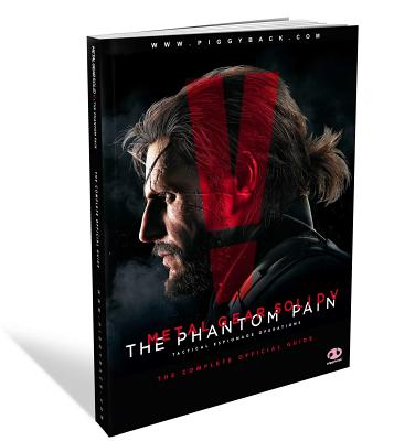 Metal Gear Solid V: The Phantom Pain: The Complete Official Guide (Piggyback)(Paperback)