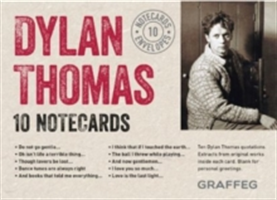 Dylan Thomas Notecard Collection (Thomas Dylan)(Cards)
