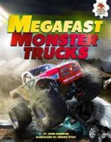 Mega Fast Monster Trucks (Farndon John)(Paperback)