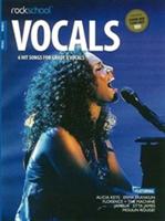 ROCKSCHOOL VOCALS FEMALE GRADE 8 (ROCKSCHOOL)(Paperback)
