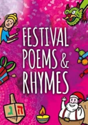 Festival Poems & Rhymes (Jones Grace)(Pevná vazba)