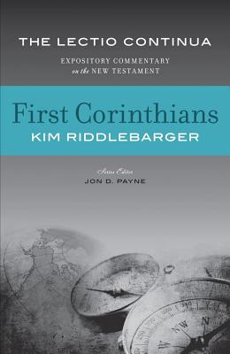 1 Corinthians - The Lectio Continua: Expository Commentary on the New Testament (Riddlebarger Kim)(Pevná vazba)