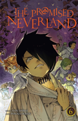 The Promised Neverland, Vol. 6 (Shirai Kaiu)(Paperback / softback)
