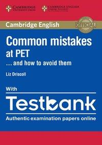 Common Mistakes at PET...and how to avoid them(Paperback)(v němčině)