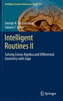 Intelligent Routines II - Solving Linear Algebra and Differential Geometry with Sage (Anastassiou George A.)(Pevná vazba)