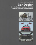 Car Design - From the Carriage to the Electric Car (Mende Hans-Ulrich Von)(Pevná vazba)