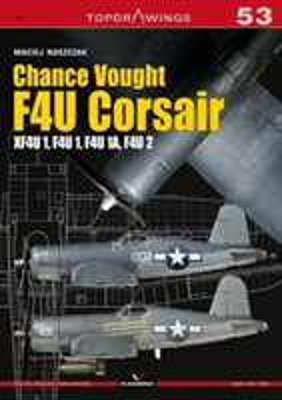 Chance Vought F4u Corsair (Noszczak Maciej)(Paperback)
