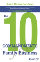 10 Commandments for Family Business (Ramachandran Kavil)(Pevná vazba)