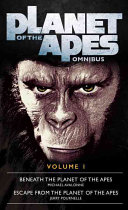 Planet of the Apes Omnibus (Avallone Michael)(Paperback)