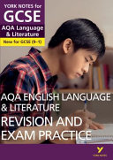 AQA English Language and Literature Revision and Exam Practice: York Notes for GCSE (9-1) (Eddy Steve)(Paperback)