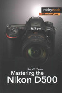Mastering the Nikon D500 (Young Darrell)(Paperback)