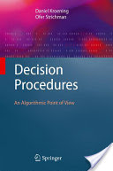 Decision Procedures - An Algorithmic Point of View (Kroening Daniel)(Pevná vazba)