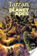 Tarzan On The Planet Of The Apes (Seeley Tim)(Paperback)