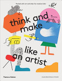 Think and Make Like an Artist - Art Activities for Creative Kids! (Boldt Claudia)(Paperback)