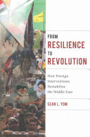 From Resilience to Revolution: How Foreign Interventions Destabilize the Middle East - How Foreign Interventions Destabilize the Middle East (Yom Sean L.)(Pevná vazba)