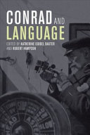 Conrad and Language (Hampson Robert)(Electronic book text)