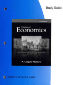 Study Guide for Mankiw's Principles of Economics (Mankiw N. Gregory)(Paperback)