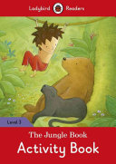 Jungle Book Activity Book - Ladybird Readers Level 3(Paperback)
