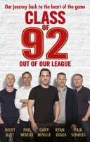Class of 92: Out of Our League (Neville Gary)(Paperback)