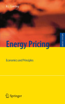 Energy Pricing - Economics and Principles (Conkling Roger L.)(Pevná vazba)