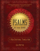 PSALMS BY THE DAY (Motyer Alec)(Pevná vazba)