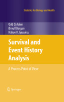 Survival and Event History Analysis - A Process Point of View (Aalen Odd O.)(Pevná vazba)