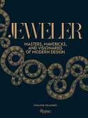 Jeweler - Masters, Mavericks, and Visionaries of Modern Design (Volandes Stellene)(Pevná vazba)